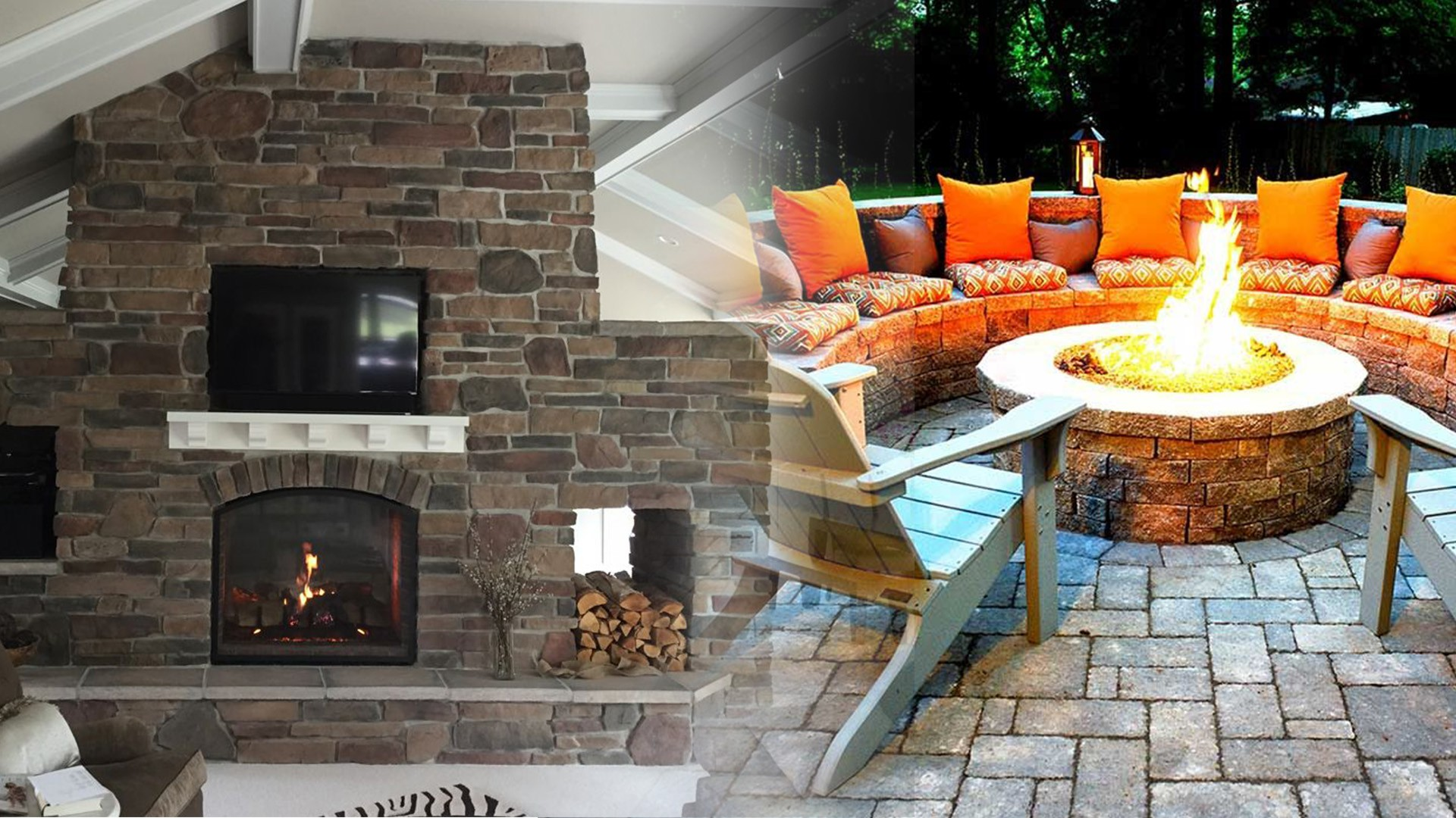 Outdoor Fireplaces & Fire Pits-Richardson TX Landscape Designs & Outdoor Living Areas-We offer Landscape Design, Outdoor Patios & Pergolas, Outdoor Living Spaces, Stonescapes, Residential & Commercial Landscaping, Irrigation Installation & Repairs, Drainage Systems, Landscape Lighting, Outdoor Living Spaces, Tree Service, Lawn Service, and more.