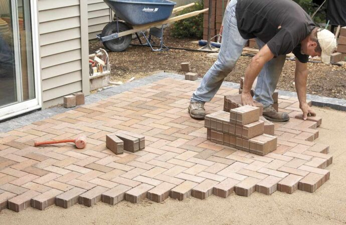 Pavers-Richardson TX Landscape Designs & Outdoor Living Areas-We offer Landscape Design, Outdoor Patios & Pergolas, Outdoor Living Spaces, Stonescapes, Residential & Commercial Landscaping, Irrigation Installation & Repairs, Drainage Systems, Landscape Lighting, Outdoor Living Spaces, Tree Service, Lawn Service, and more.
