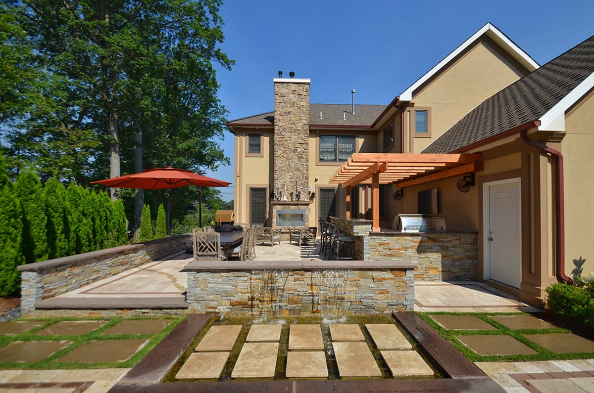 Residential Outdoor Living Spaces-Richardson TX Landscape Designs & Outdoor Living Areas-We offer Landscape Design, Outdoor Patios & Pergolas, Outdoor Living Spaces, Stonescapes, Residential & Commercial Landscaping, Irrigation Installation & Repairs, Drainage Systems, Landscape Lighting, Outdoor Living Spaces, Tree Service, Lawn Service, and more.